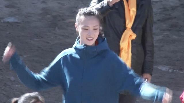 惠若琪这段舞蹈,超越她参加的任何一次综艺