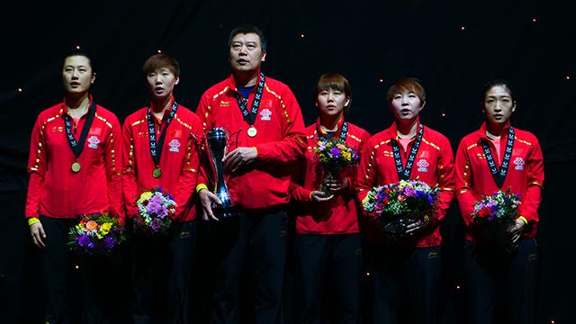 中国vs日本(刘国梁解说) 2018乒乓球世界杯女团决赛