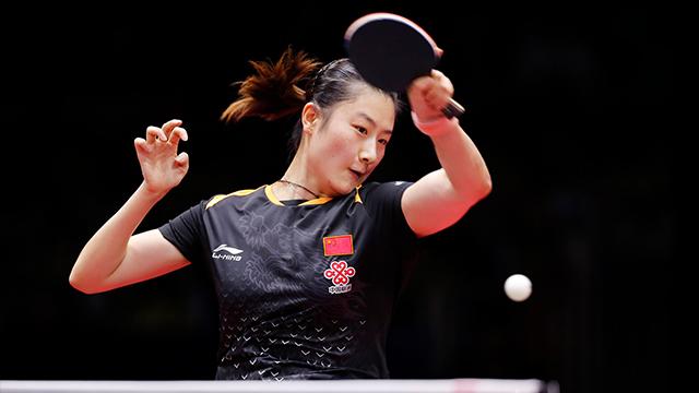 2018年09月29日 乒乓球 徐孝元 KORvs丁宁 CHN 比赛视频录像回看