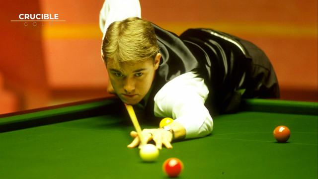 世锦赛黄金时刻 | 他还是从前那个少年没有一丝丝改变 17岁的亨德利冠军级别的首秀