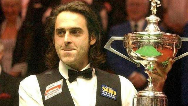 长发飘飘追风少年夺第二冠:2004年18-8多特 | 奥沙利文世锦赛6冠
