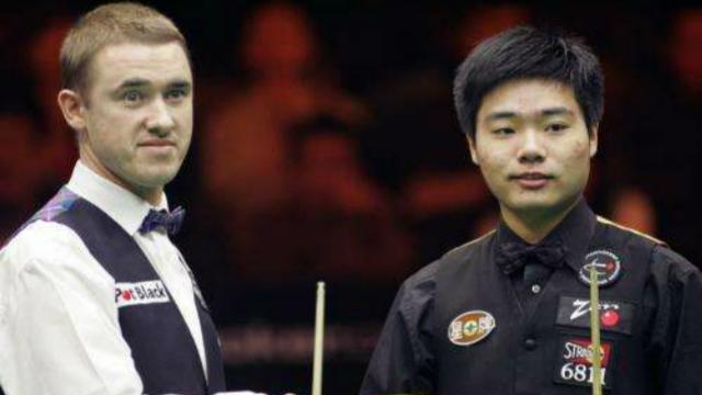 2005斯诺克中国公开赛决赛:丁俊晖vs斯蒂芬·亨德利
