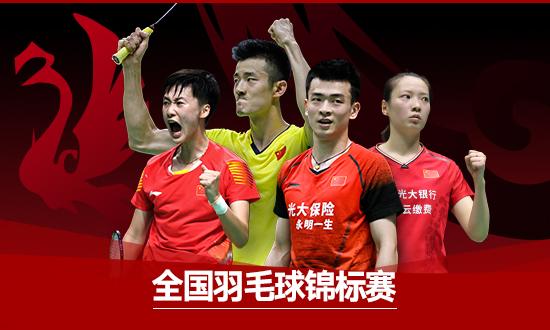 2020全国羽毛球锦标赛