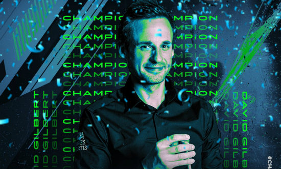 冠军联赛 | 吉尔伯特3-1马克·艾伦 夺职业生涯排名赛首冠