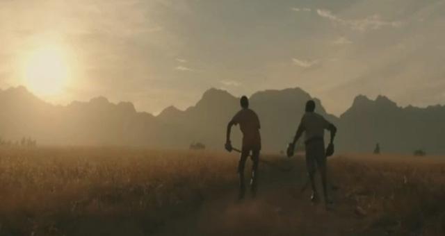 阿里走心广告,谁说非洲不能玩冰球