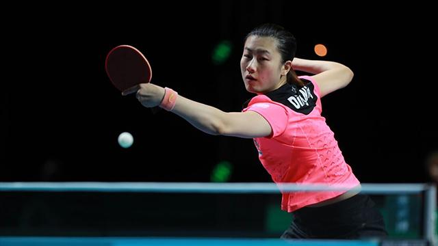 丁宁vs伊藤美诚 (刘国梁解说) 2018乒乓球世界杯团体世界杯女团决赛