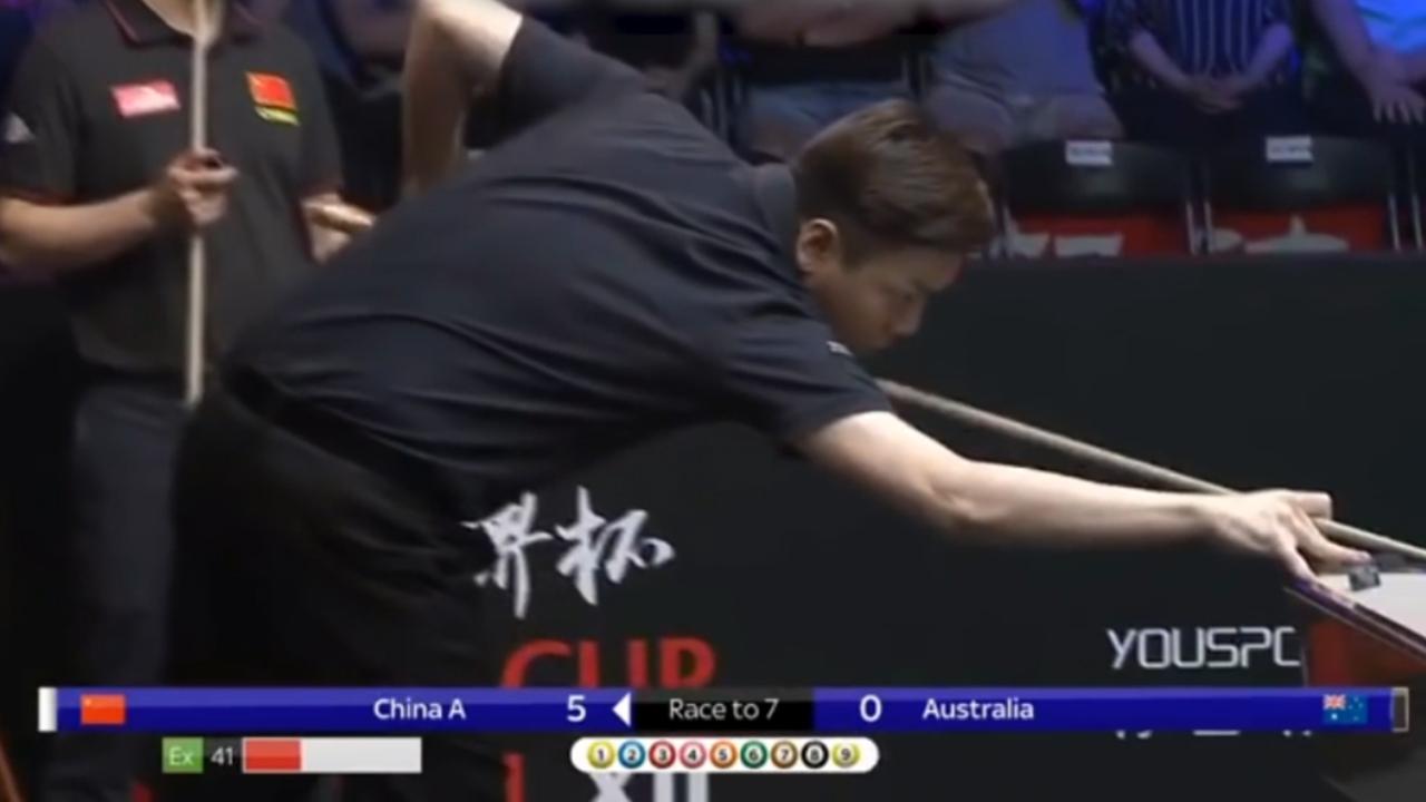 全程高能!九球世界杯精彩球集锦 吴珈庆死亡低杆翻袋