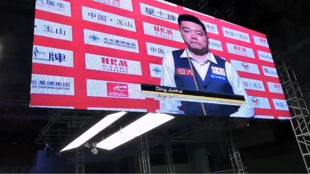 时代的传承!中泰两国最优秀的斯诺克选手同台竞技!
