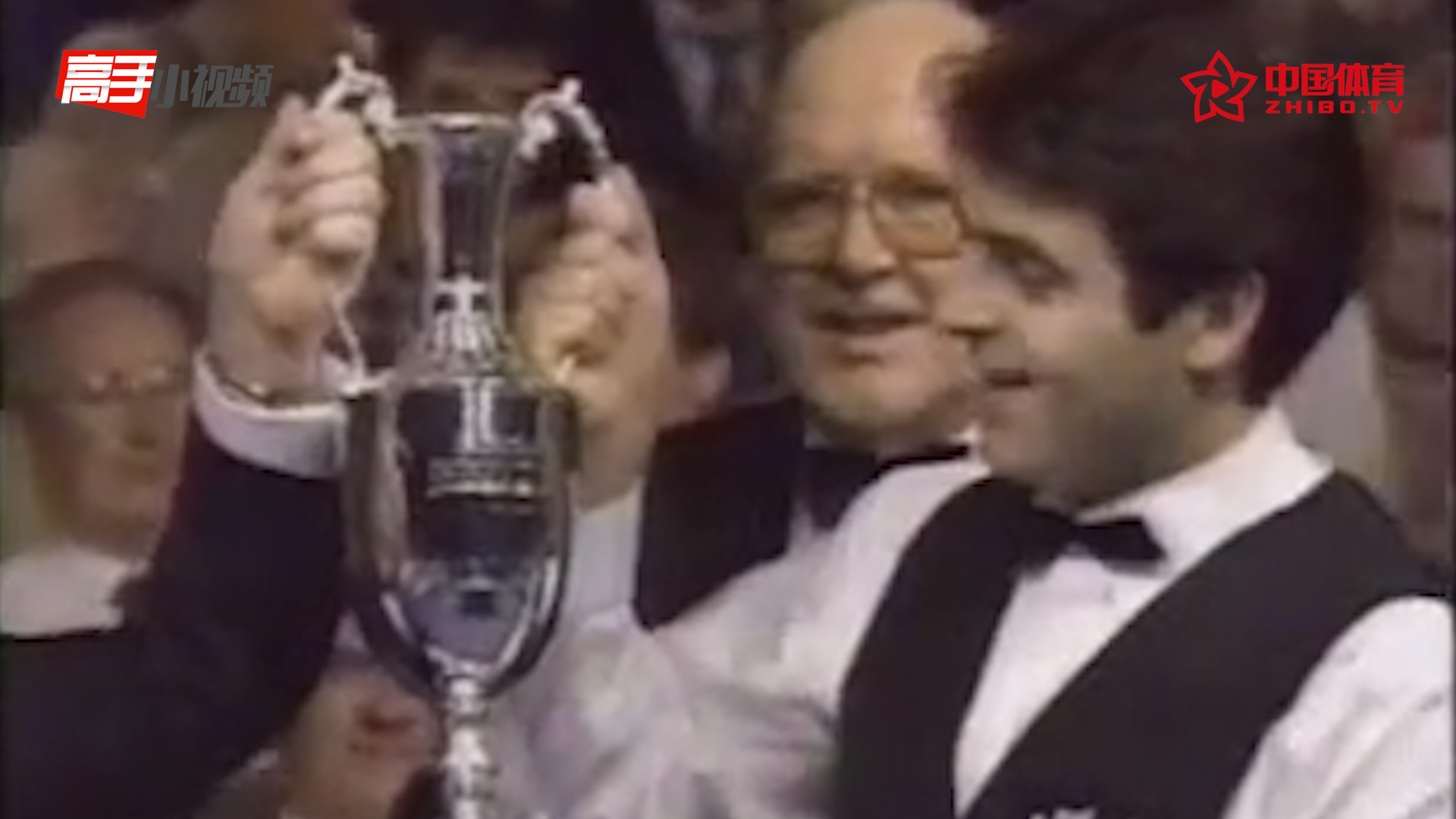 #奥沙利文排名赛33冠记录#(六):1998苏格兰公开赛9-5力克东道主希金斯