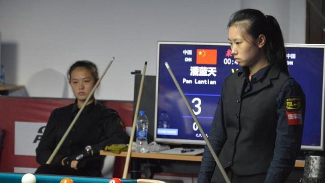 中国精英赛 | 史天琪一剑封喉决杀潘蓝天 连续两站赛事杀入决赛!