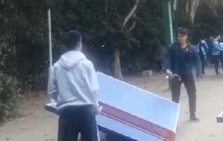 基操勿6  中国人们乒乓球水平高不是没有道理的