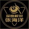 张海洋台球教学