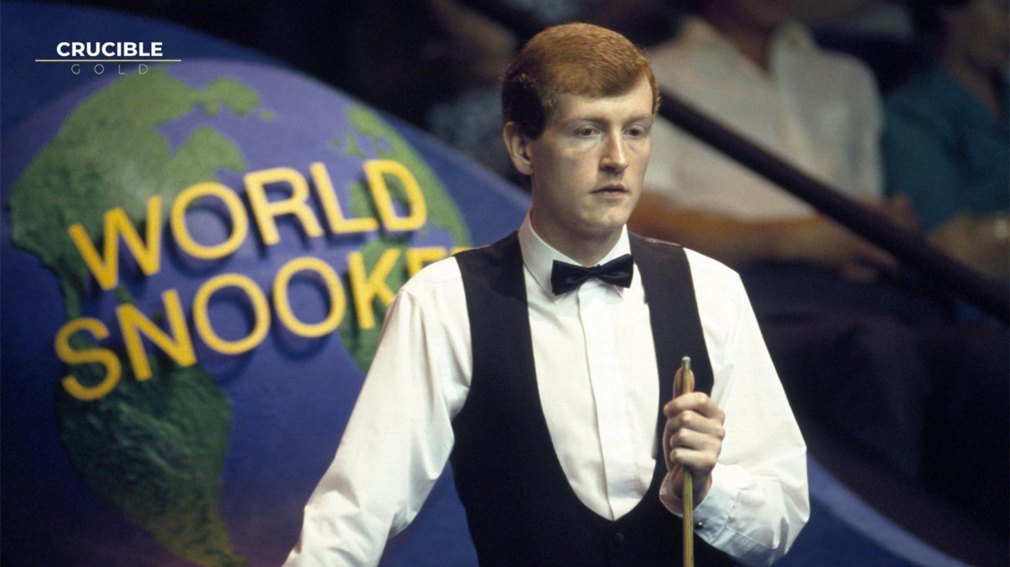 世锦赛黄金时刻 | 戴维斯克制紧张淘汰掉疯狂追分的年轻人亨德利 连续7年跻身世锦赛决赛