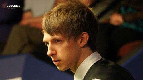 世锦赛黄金时刻 | 不满18岁的年轻人首次站在克鲁斯堡 技术毛躁却让人们期待起他的未来