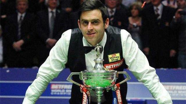 戴维斯、亨德利之后,奥沙利文加冕三冠王:2008年18-8卡特 | 奥沙利文世锦赛6冠