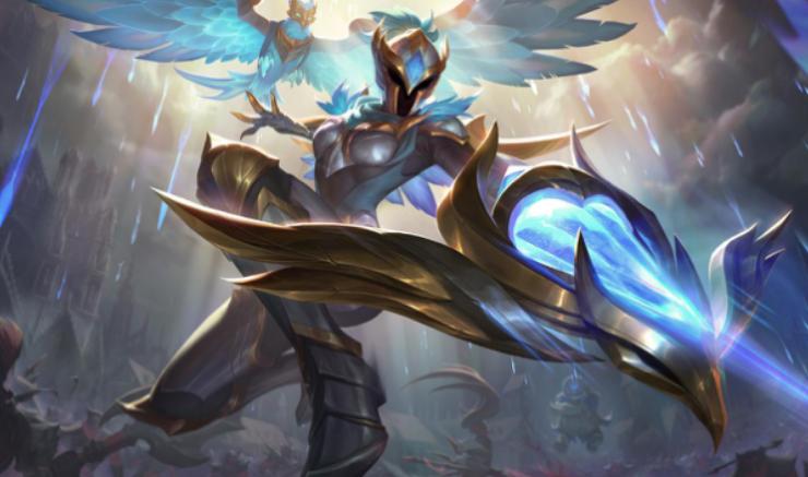 英雄联盟官网公告新皮肤:光明骑士&黑暗骑士2021 骤起新征程