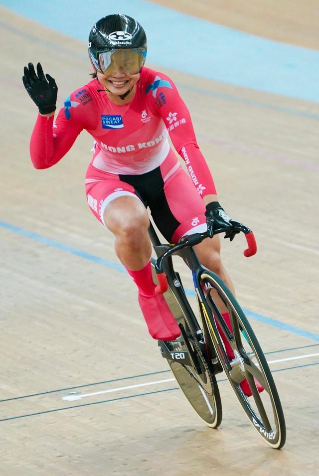 2021UCI场地自行车赛中国香港站:李慧诗夺争先赛冠军-领骑网