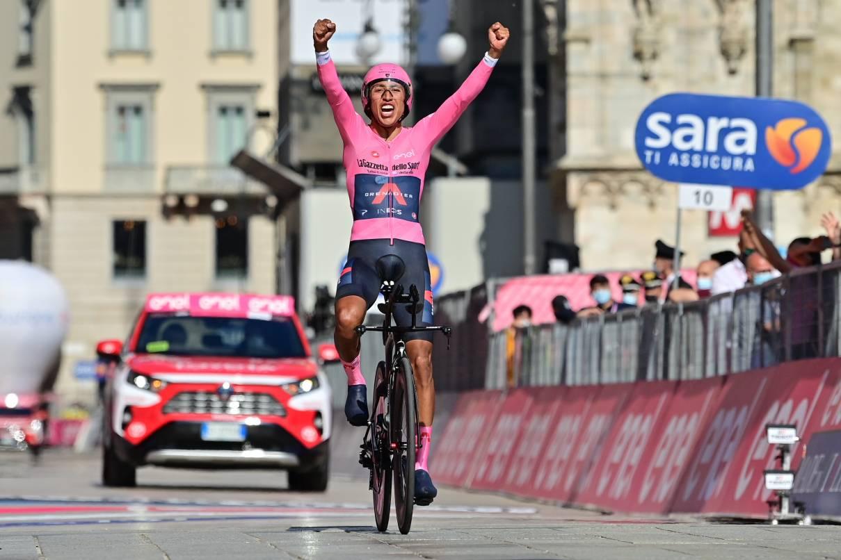 环意S21贝纳尔加冕环意总冠军 甘纳爆胎计时赛称王-领骑网