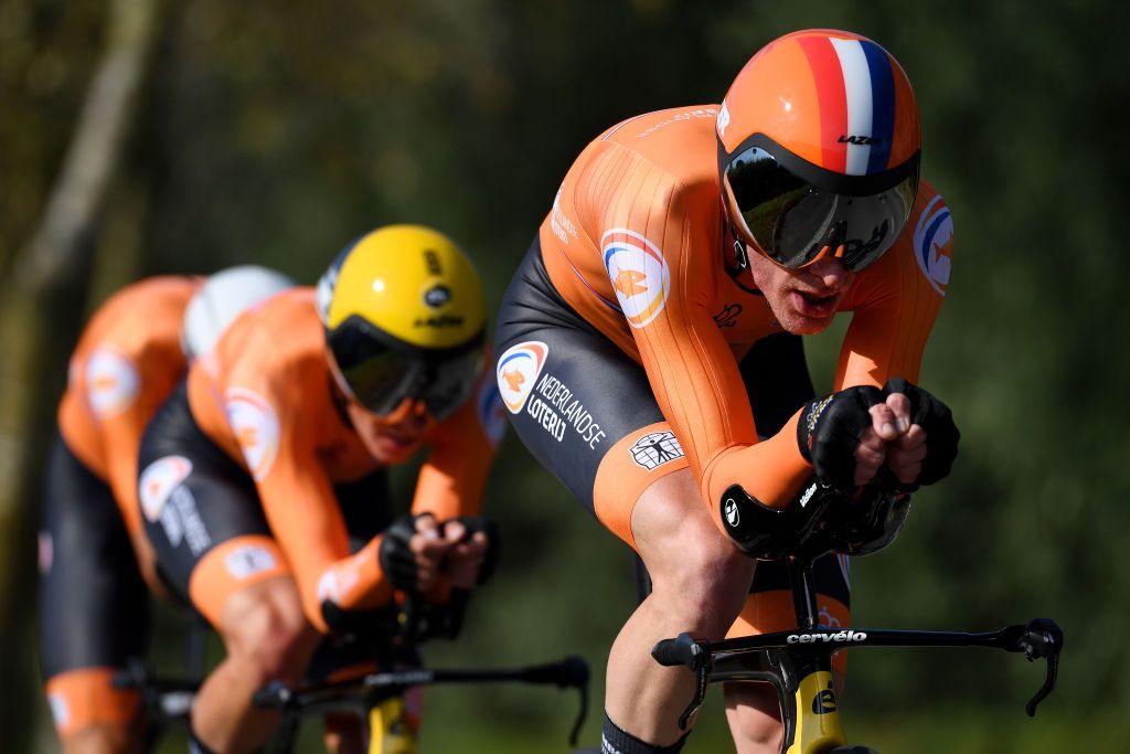 托尼-马丁职业生涯完美收官 德国队世锦赛团体计时赛夺金-领骑网