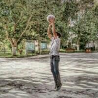篮球小伙儿