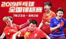 2019全国锦标赛-男团决赛 收官日!