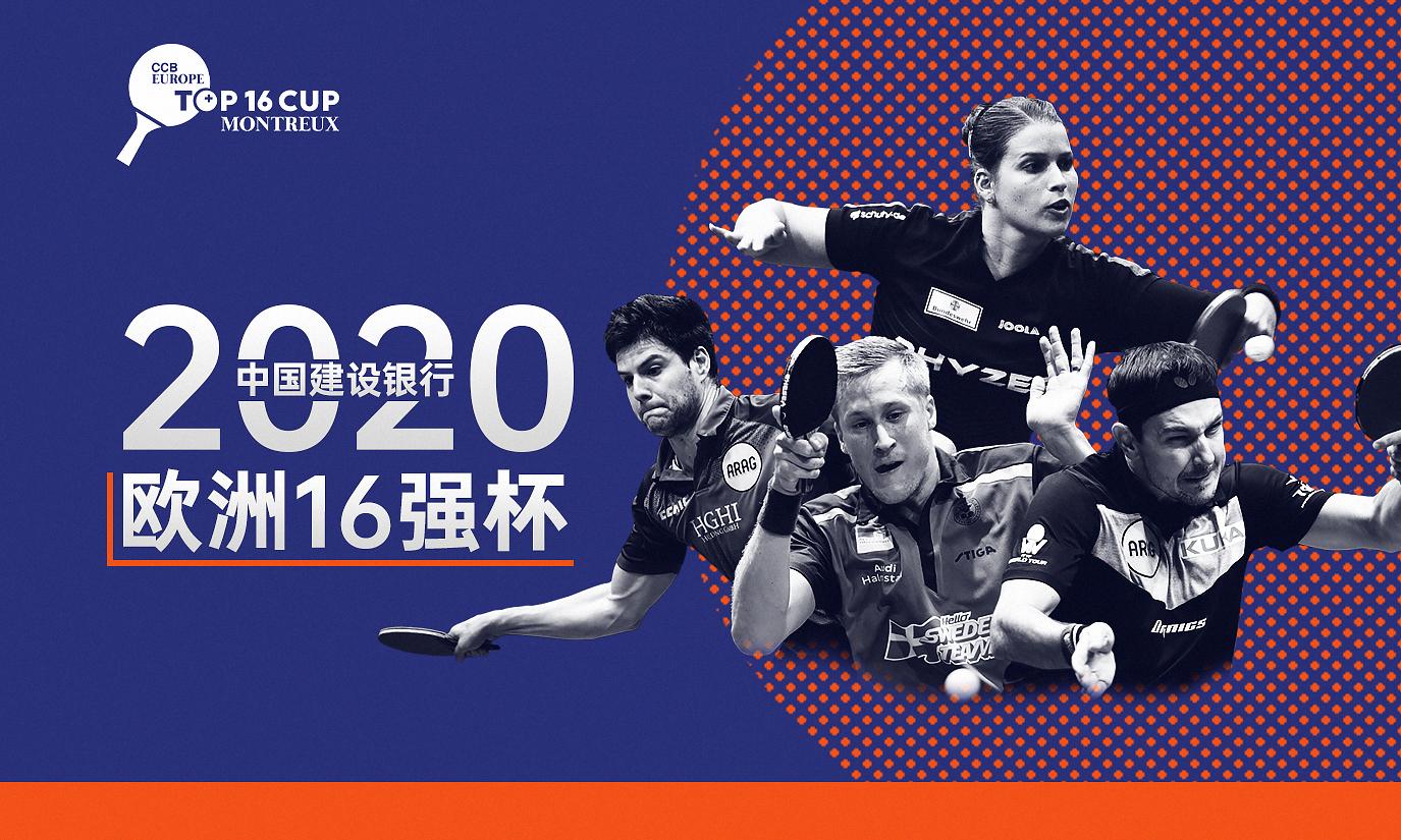 2020欧洲16强杯