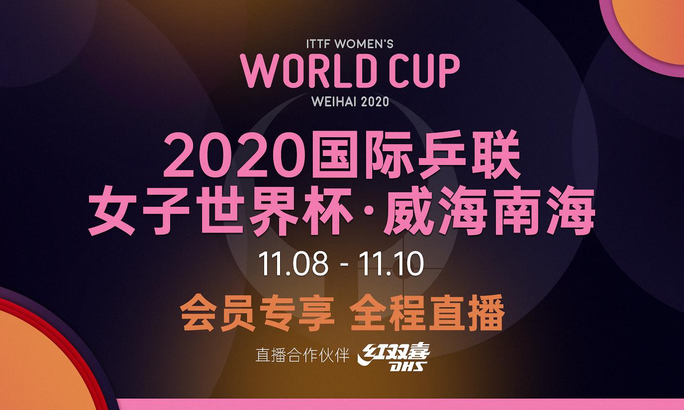 2020国际乒联女子世界杯