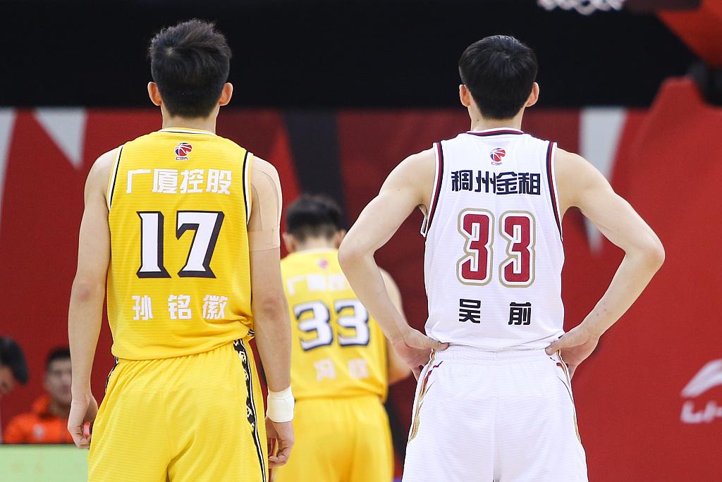 【CBA第十七轮】综述:稠州再胜广厦;富兰克林伤退山西轻取北京