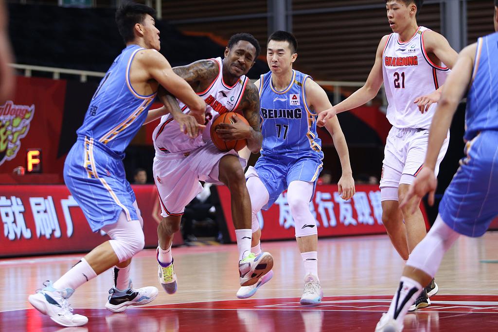 【CBA第十八轮】综述:马尚38分广东再胜北京;上海终结5连败