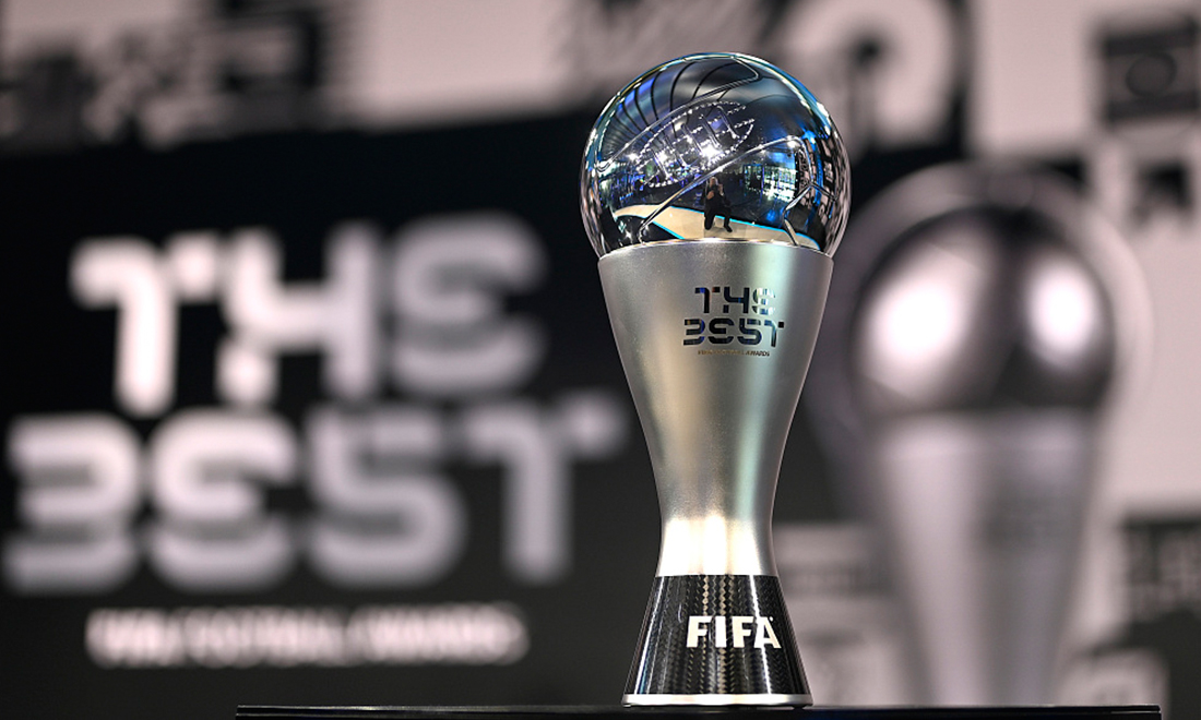 荣耀时刻!2020FIFA年度各奖项悉数公布