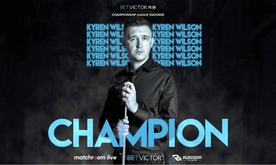 冠军联赛 | 凯伦·威尔逊逆转马威夺冠 23杆破百创历史记录