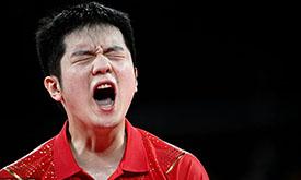 【乒乓球】马龙4:3奥恰洛夫 男单决赛会师樊振东
